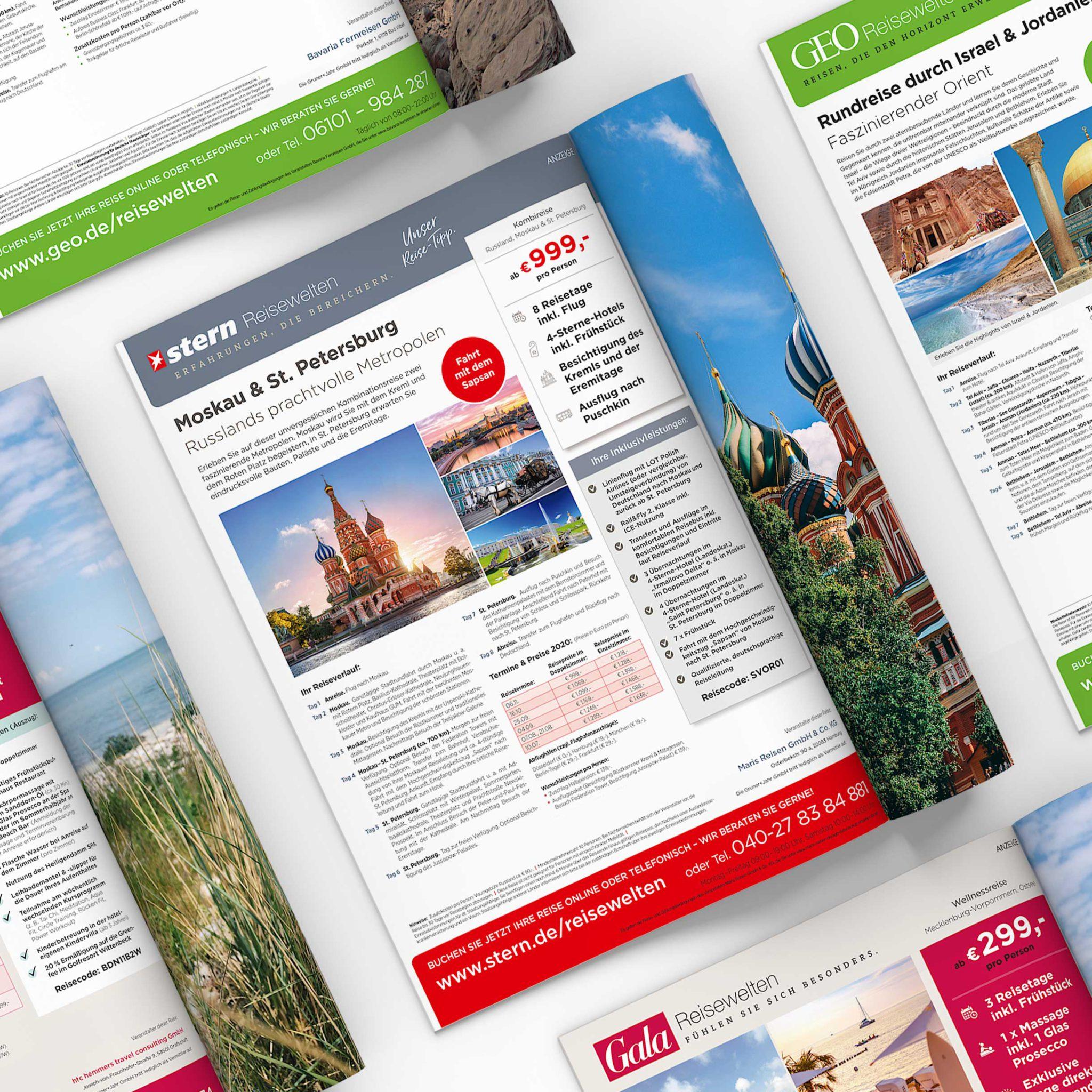 Gruner+Jahr Reisewelten
